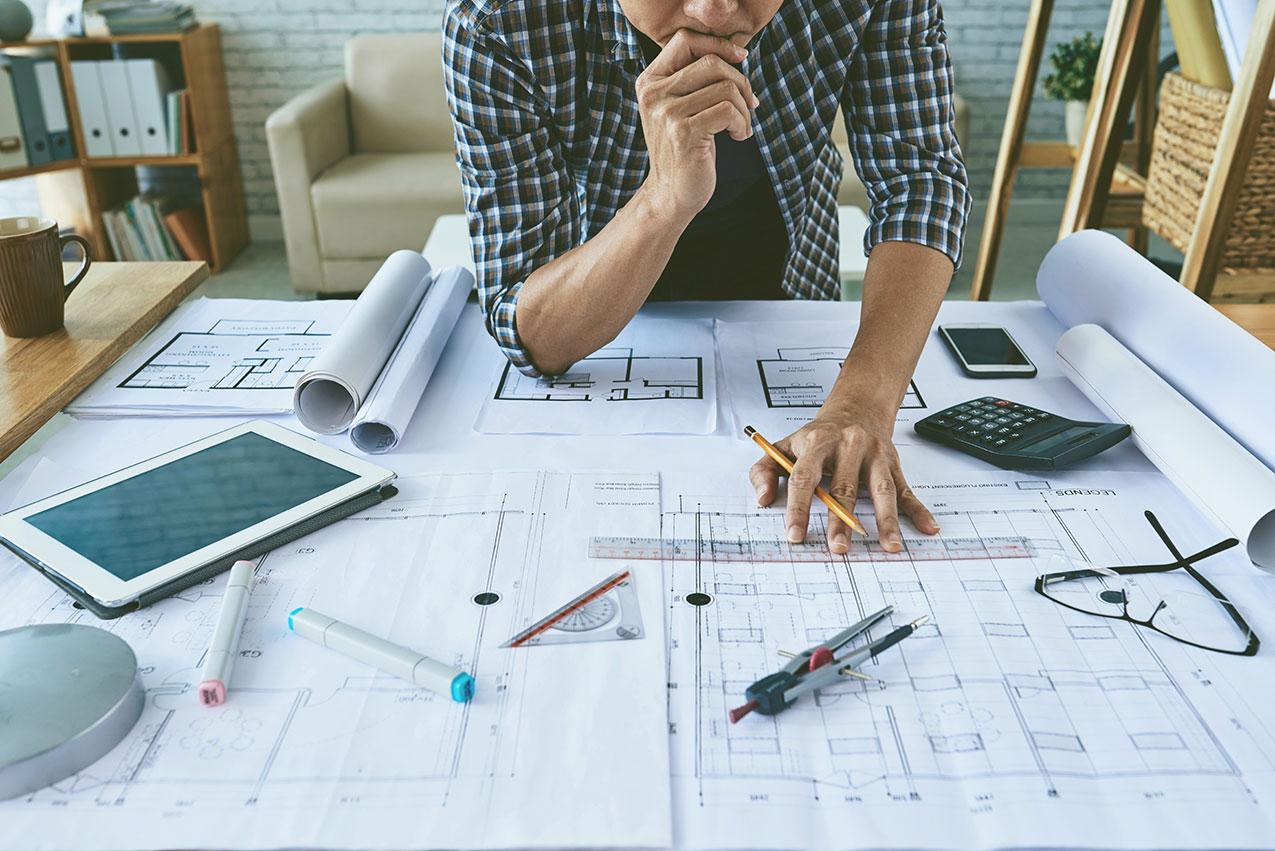 אדריכלות להיתר בנייה