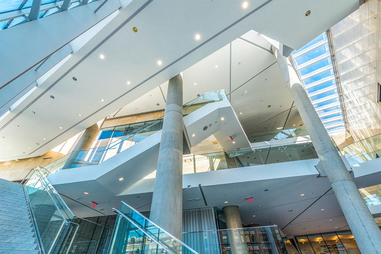 תכנון אדריכלי למבני מסחר